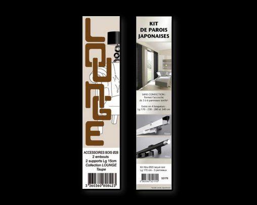 Création d'étiquettes pour packaging