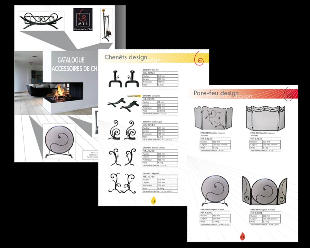 Catalogue 40 pages