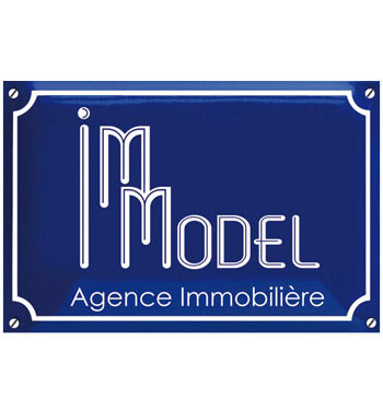 Logo Agence Immobilière Immodel