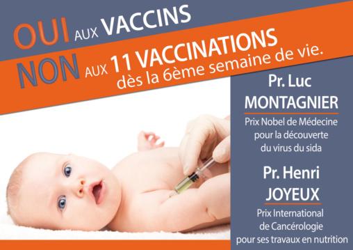 conférence prévention vaccin