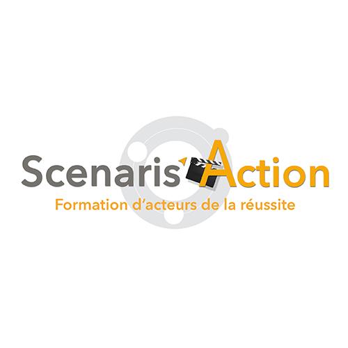 logo Scénaris'action 2017