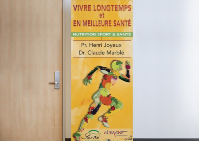 Roll-up 85x200 cm -nutrition-et-sante