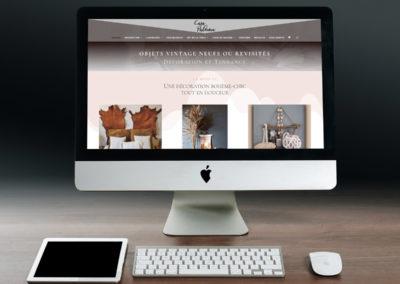 Site vitrine et e-commerce - Wordpress Divi