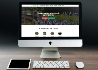 Site vitrine - Wordpress onepage