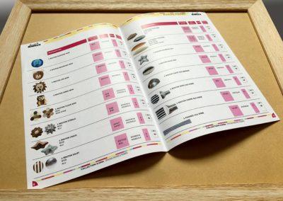 Catalogue 16 pages - A4 fermé