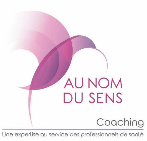 logo Au Nom du Sens coaching