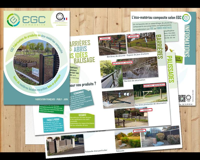 Brochure 16 pages - A5 fermé