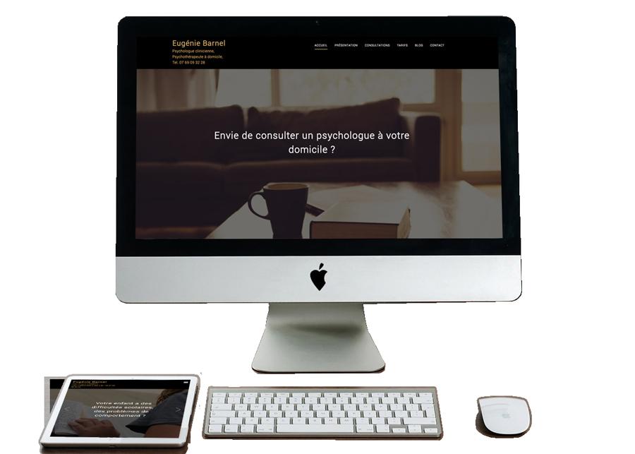 création site e-commerce Casa Paloma